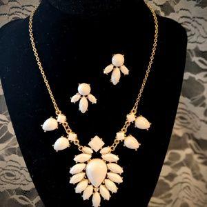 💎UNIQUE Fashion Necklace & Earrings Set